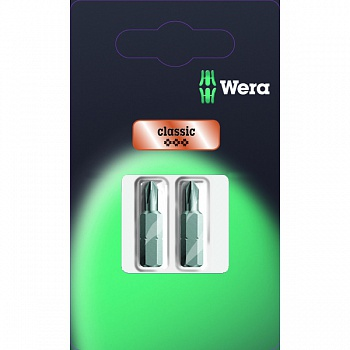 WE-135005 851/1 RZ SB   2 X PH 2/ WERA