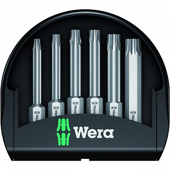 WE-056472 WERA Mini-Check TX, 50 mm Набор бит
