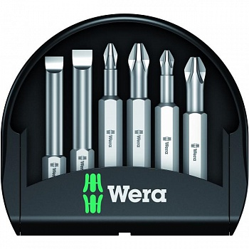 WE-056474 WERA Mini-Check, 50 mm Набор бит