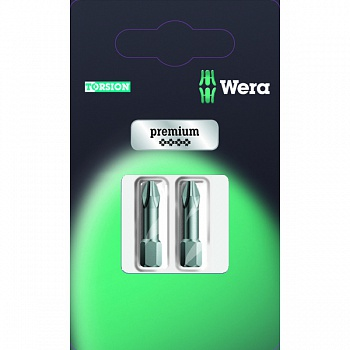 WE-073324 851/1 TZ SB     2 X PH WERA