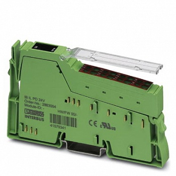 2862987 Phoenix contact  IB IL PD 24V-PAC  Клеммы Inline