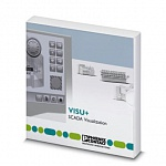 Программное обеспечение - VISU+ 2 RT 2048 NETWORKING - 2701143 Phoenix contact