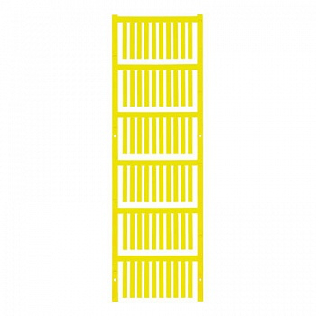 1876370000 WEIDMULLER  Шильдик TM-I 30 MC NEUTRAL GE желтый