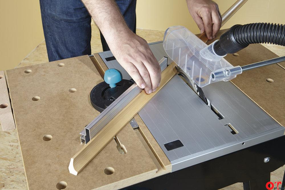 как закрепить фрезер к столу фото